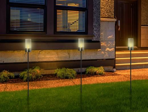 Gartenleuchte Kerze LED 0.07 W Amber Polarlite PLMataro