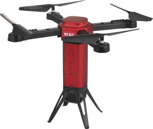 Reely Rocket Drone Quadrocopter RtF Kameraflug, First Person View