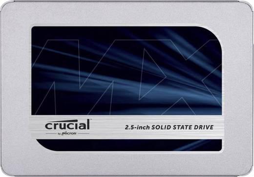 Crucial MX500 Interne SSD 6.35 cm (2.5 Zoll) 2 TB Retail CT2000MX500SSD1 SATA III