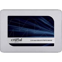 "Interný SSD pevný disk 6,35 cm (2,5 "") Crucial CT1000MX500SSD1, 1 TB, Retail, SATA III"