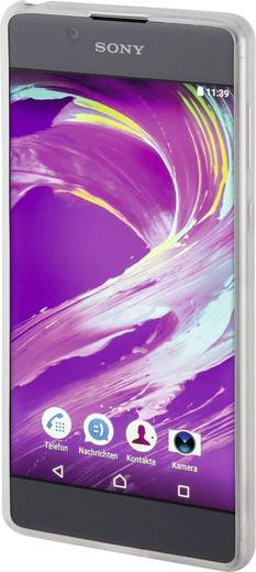 Hama Crystal Clear Backcover Passend für: Sony Xperia L1 Transparent