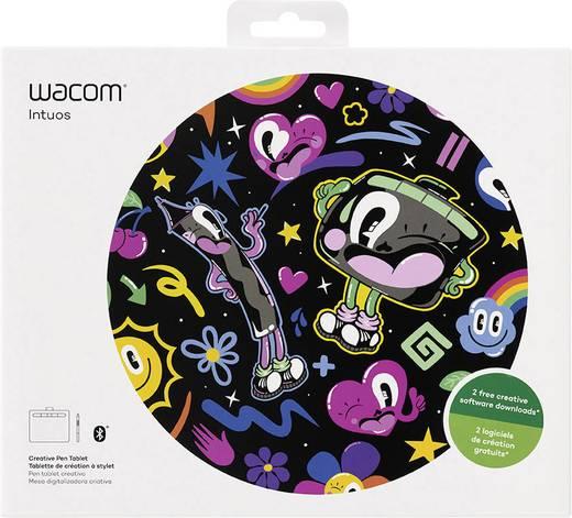 Wacom Intuos Comfort Plus PB M Kreativ-Stifttablett Schwarz