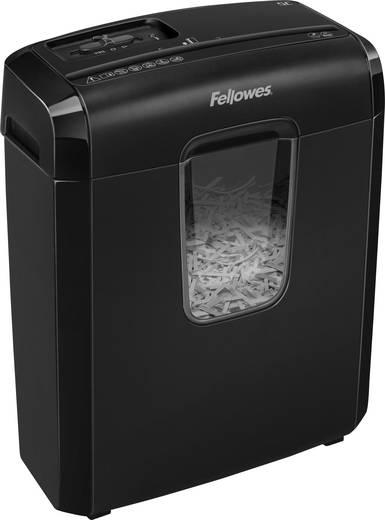 Aktenvernichter Fellowes Powershred® 6C Partikelschnitt 4 x 35 mm 11 l Blattanzahl (max.): 6 Sicherheitsstufe 4 Vernicht