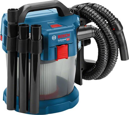 Bosch Professional Gas 18v 10 L Solo 06019c6300 Nass Trockensauger