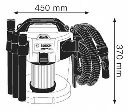 Nass-/Trockensauger GAS 18V-10 L solo 10 l Bosch Professional 06019C6300