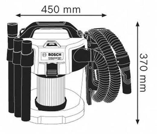 Nass-/Trockensauger GAS 18V-10 L 10 l Bosch Professional 06019C6301