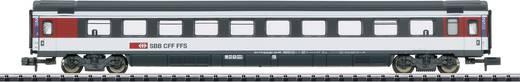 MiniTrix T15672 N Schnellzugwagen der SBB 2. Klasse