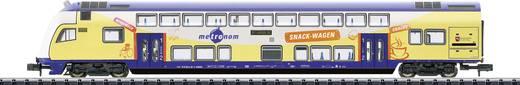 MiniTrix T15944 N Doppelstock-Steuerwagen der Metronom Eisenbahngesellschaft