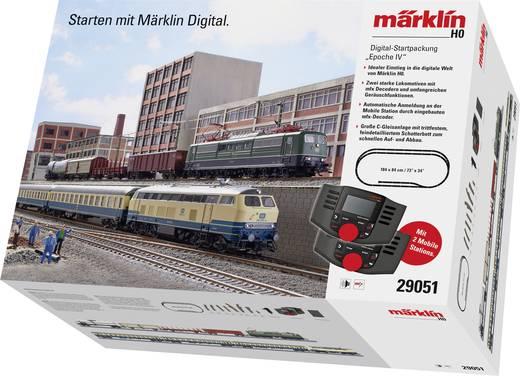 """Märklin 29051 H0 Starter Pack """"Epoche IV"""""""