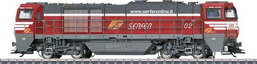 Märklin 37215 H0 Diesellok BR G 2000 BB der SERFER