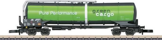"Märklin 82532 Z 2er-Set Knickkesselwagen ""Green Cargo"" der Ermewa SA"