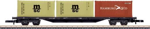 Märklin 82662 Z Containertragwagen der DB