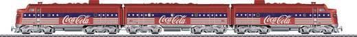 """Märklin 39622 H0 3fache Diesellok EMD F7 """"Coca-Cola®"""""""