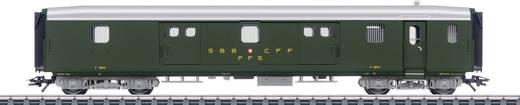 Märklin 43402 H0 Gepäckwagen der SBB
