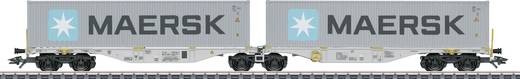 Märklin 47803 H0 Doppel-Containertragwagen der AAE Cargo