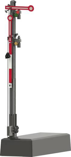 H0 Märklin 70413 Formsignal 2flügelig, Schmalmast Hauptsignal Fertigmodell