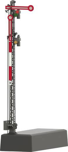 H0 Märklin 70414 Formsignal 2flügelig, Gittermast Hauptsignal Fertigmodell