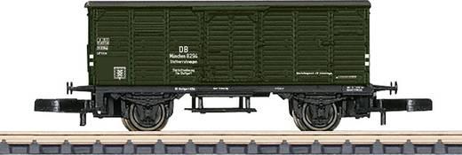 """Märklin 82101 Z 4er-Set Güterwagen """"Starkstrombauzug"""" der DB"""
