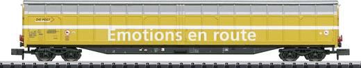 MiniTrix T15874 N 3er-Set Schiebewandwagen der Schweizerische Post AG