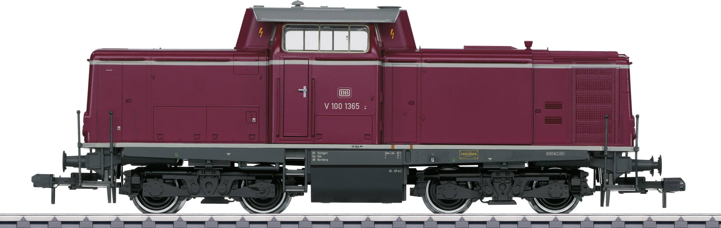 """Märklin 55046 Digital-Startpackung /""""Güterzug/"""" Spur 1"""