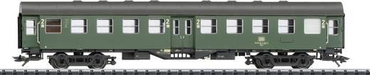 TRIX H0 T23492 H0 Eilzugwagen 2. Klasse der DB Schwanenhals-Drehgestelle