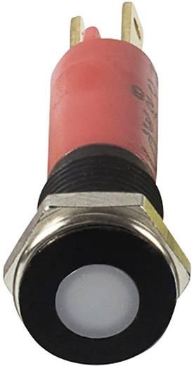 Signal Construct LED-Signalleuchte Rot 12 V/AC, 12 V/DC SFEU080225