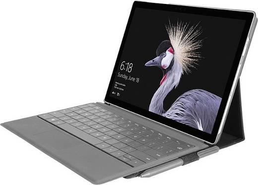 Tucano Tablet Tasche, modellspezifisch Microsoft Surface Pro (2017), Surface Pro 4 Schwarz