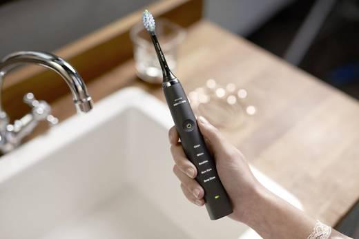 Elektrische Zahnbürste Philips Sonicare HX9357/87 Schallzahnbürste Schwarz