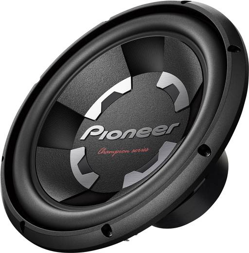 Auto-Subwoofer-Chassis 30 cm 1400 W Pioneer TS-300S4 4 Ω