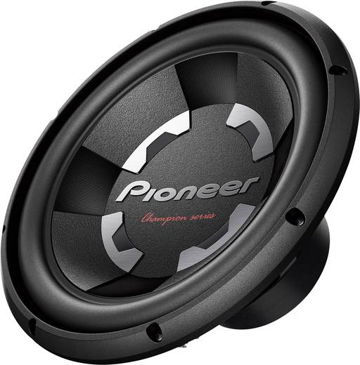 Auto-Subwoofer-Chassis 30 cm 1400 W Pioneer TS-300D4 4 Ω