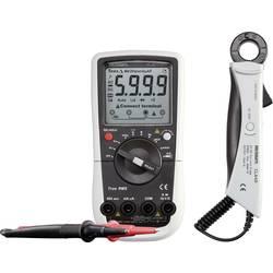 Digitální multimetr, adaptér proudových kleští VOLTCRAFT VC281 (K), Kalibrováno dle ISO