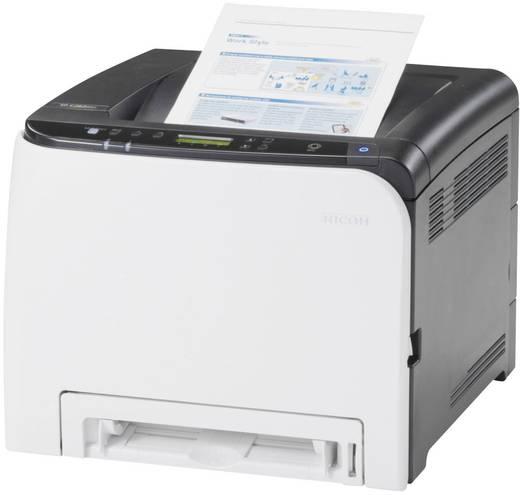 Ricoh SP C261DNw Farblaserdrucker A4 20 S./min 20 S./min 2400 x 600 dpi LAN, WLAN, Duplex