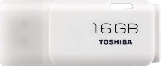 Toshiba TransMemory™ U202 USB-Stick 16 GB Weiß THN-U202W0160E4 USB 2.0