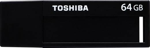 Toshiba TransMemory™ U302 USB-Stick 64 GB Schwarz THN-U302K0640MF USB 3.0
