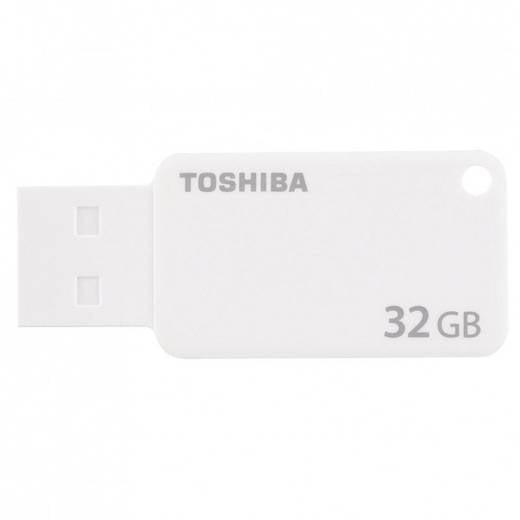 Toshiba TransMemory™ U303 USB-Stick 32 GB Weiß THN-U303W0320E4 USB 3.0