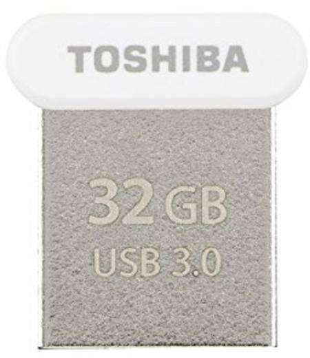 USB-Stick 32 GB Toshiba TransMemory™ U364 Weiß THN-U364W0320E4 USB 3.0