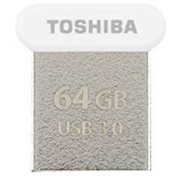 USB flash disk Toshiba TransMemory U364 THN-U364W0640E4, 64 GB, USB 3.0, biela