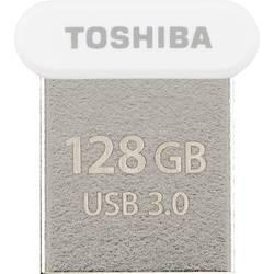 USB flash disk Toshiba TransMemory U364 THN-U364W1280E4, 128 GB, USB 3.0, biela