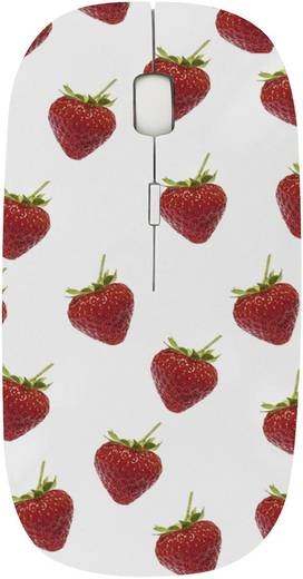 TNB optische Funk-Maus Tweety Strawberry 1000 dpi