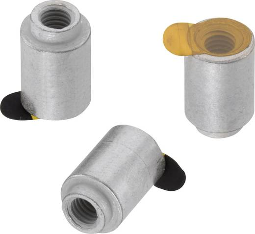 Abstandshalter (Ø x L) 8.2 mm x 4 mm Würth Elektronik 9774040482R 1 St.