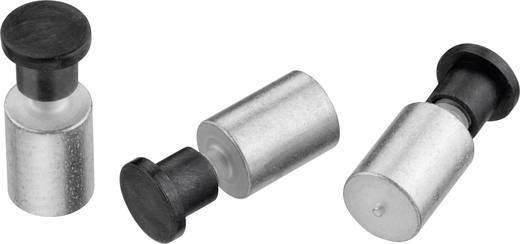 Abstandshalter Stahl (Ø x L) 6 mm x 10 mm Würth Elektronik 9771100360R 1 St.
