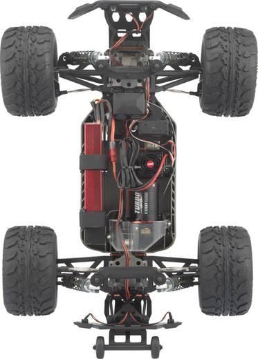 Reely Bad 1 Brushless 1:10 RC Modellauto Elektro Monstertruck Allradantrieb 100% RtR 2,4 GHz inkl. Akku, Ladegerät und S