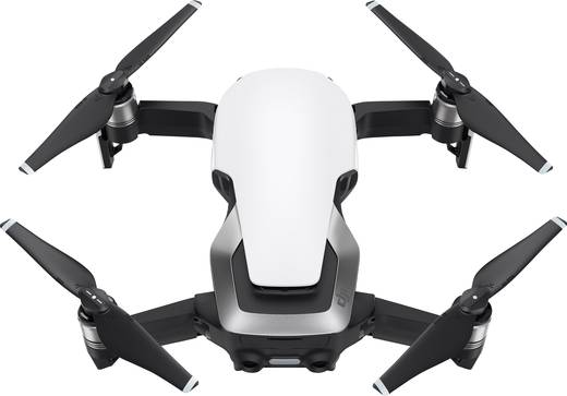 DJI Mavic Air, Arctic White + FPV-Goggles Quadrocopter RtF Kameraflug