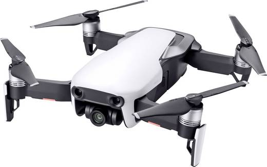 DJI Mavic Air, Arctic White Quadrocopter RtF Kameraflug