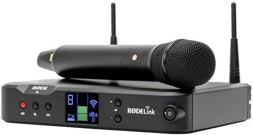 Funkmikrofon-Set RODE Microphones Link Performer Kit Übertragungsart:Funk inkl. Tasche, inkl. Klammer