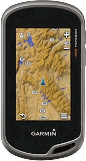 Outdoor Navi Geocaching, Wandern Garmin Oregon 600 Welt GPS, spritzwassergeschützt