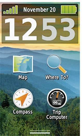Outdoor Navi Geocaching, Wandern Garmin Oregon 650 Welt Bluetooth®, GLONASS, GPS, spritzwassergeschützt