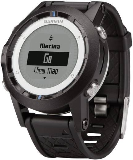 Garmin GPS Marinenavigationsuhr Quatix
