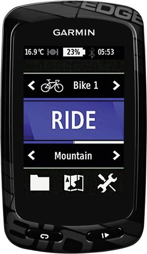 garmin edge 810 bundle outdoor navi fahrrad europa. Black Bedroom Furniture Sets. Home Design Ideas