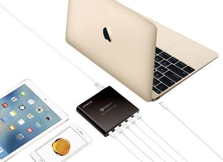 Neben der Datenübertragung eignet sich ein USB Port auch zur Stromversorgung